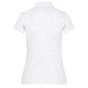 J.Lindeberg Ladies Cara Polo Shirt White