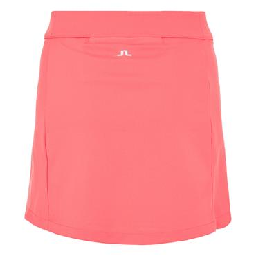 J.Lindeberg Ladies Amelie Mid Skirt Tropical Coral S090