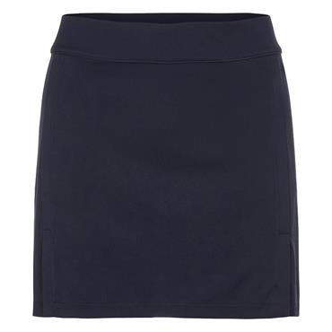 J.Lindeberg Ladies Amelie Mid Skirt Navy 6855