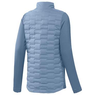 adidas Ladies Frost Guard Full-Zip Jacket Ambient Sky