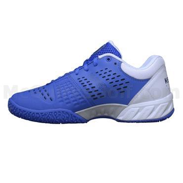 K-Swiss Junior - Boys BigShot Light 2.5 Omni Tennis Shoes White - Blue