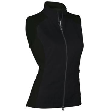 Zero Restriction Ladies Tess Vest Black
