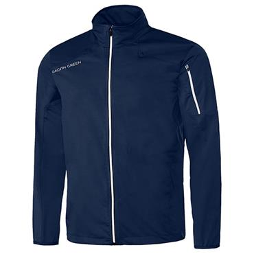 Galvin Green Gents Lance Interfaced Jacket Navy - White