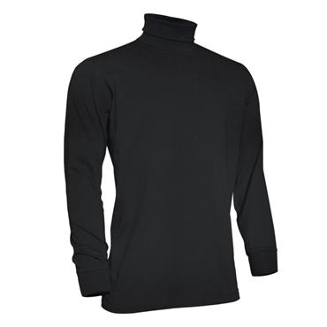Glenmuir Gents Lewis Roll Neck Black