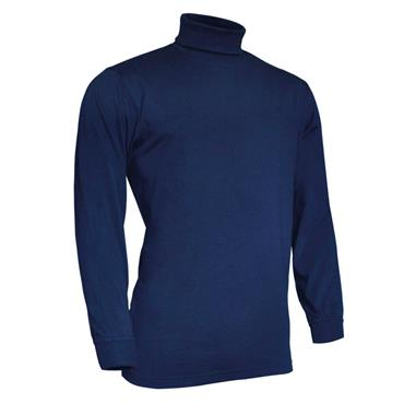 Glenmuir Gents Lewis Roll Neck Navy
