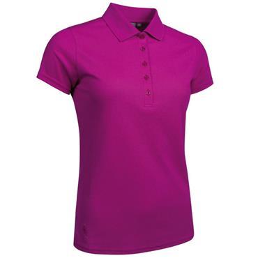 Glenmuir Ladies Paloma Polo Shirt Fuchsia