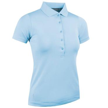 Glenmuir Ladies Paloma Polo Shirt Paradise