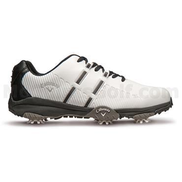 Callaway Gents Chev Mulligan Shoes White - Black