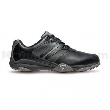 Callaway Gents Chev Comfort Soft Leather Shoes Black