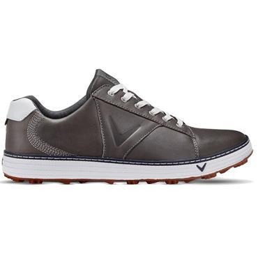 Callaway Gents Del Mar Retro Golf Shoes Grey