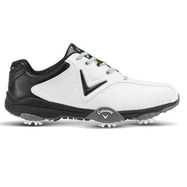 Callaway Gents Chev Mulligan Golf Shoes White - Black