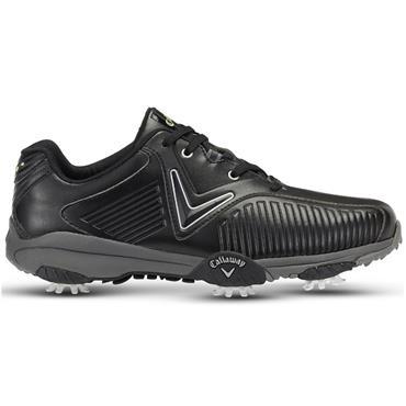 Callaway Gents Chev Mulligan Golf Shoes Black - Lime