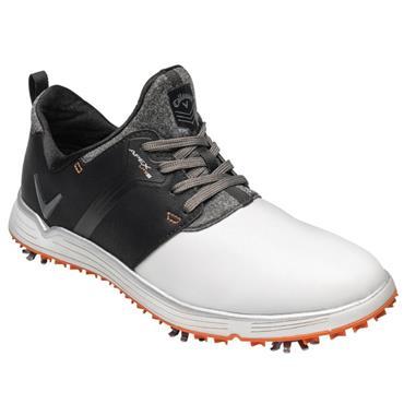 Callaway Gents Apex Lite S Golf Shoes White - Black