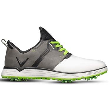 Callaway Gents Apex Lite S Golf Shoes White - Grey