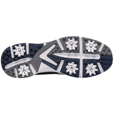 Callaway Gents Chev Mulligan S Golf Shoes White - Grey