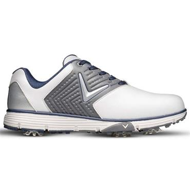 379e354069ff Callaway Gents Chev Mulligan S Golf Shoes White - Grey ...