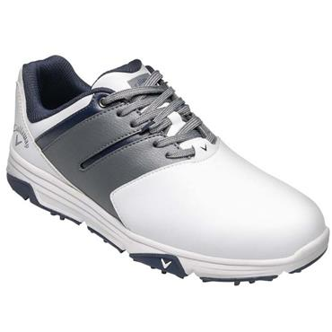 Callaway Gents Chev Mission Golf Shoes White - Grey