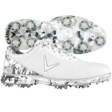 Callaway Gents Apex Coronado Shoe White Camo