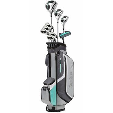 MacGregor CG3000 Graphite Cart Set  Ladies RH