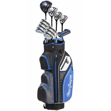 MacGregor DCT3000 Steel/Graphite Cart Set Gents RH