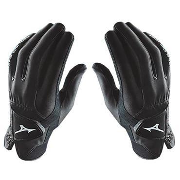 Mizuno Gents Rainfit Golf Gloves Black