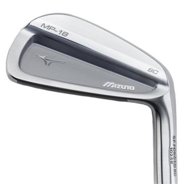 Mizuno MP-18 SC 7 Steel Irons 4-PW Gents RH