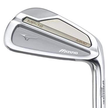 Mizuno MP-18 MMC 7 Steel Irons 4-PW Gents RH