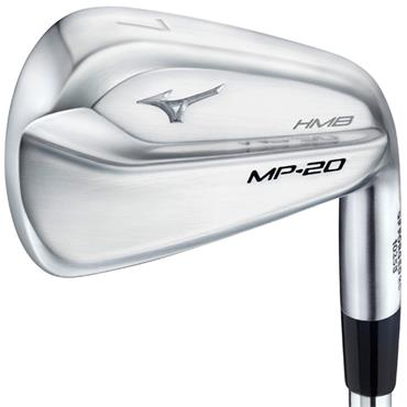 Mizuno MP-20 HMB 7 Steel Irons 4-PW Gents RH