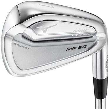 Mizuno MP-20 MMC 7 Steel Irons 4-PW Gents RH