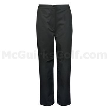 Sunderland Ladies Montana Waterproof Trousers Black