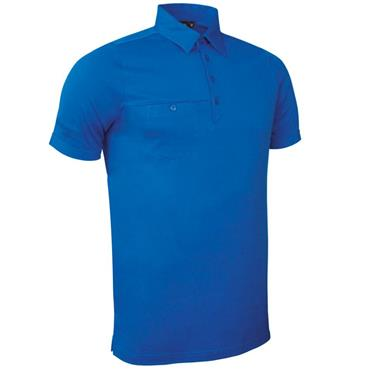 Glenmuir Gents Lowther Polo Shirt Ascot Blue