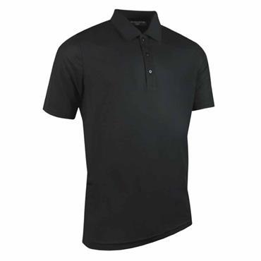Glenmuir Gents Deacon Polo Shirt Black