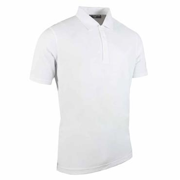 Glenmuir Gents Deacon Polo Shirt White