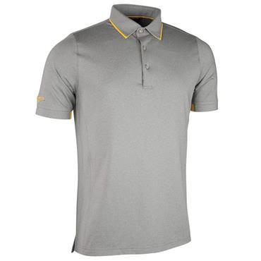 Glenmuir Gents Exeter Polo Shirt Light Grey - Sunrise