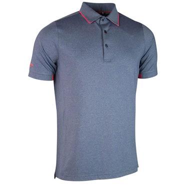 Glenmuir Gents Exeter Polo Shirt Navy - Daiquri