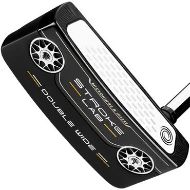 Odyssey Stroke Lab Black Double Wide Putter Gents RH