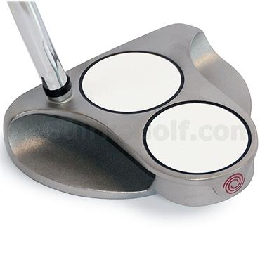 Odyssey White Hot Pro 2.0 2 Ball Putter Gents RH