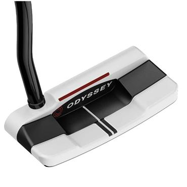 Odyssey O-Works #1 Wide White - Black - White Putter Super Stroke 2.0 Grip Gents Right Hand