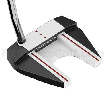 Odyssey O-Works #7 Putter Super Stroke Pistol Grip Gents RH