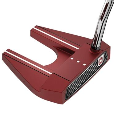 Odyssey O-Works Red #7S Putter Super Stroke 2.0 Grip Gents RH