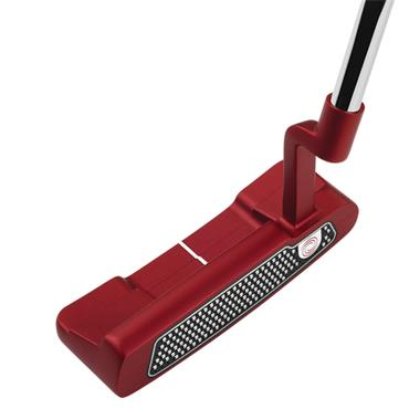 Odyssey O-Works #1 Tank Red Putter Super Stroke 2.0 Grip Gents RH