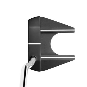 Odyssey O-Works #7 Black Putter Winn Tour Red Grip Gents RH