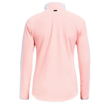 Under Armour Ladies Storm Midlayer ½ Zip Top Pink 658