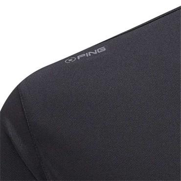 Ping Gents Lincoln Polo Shirt Black