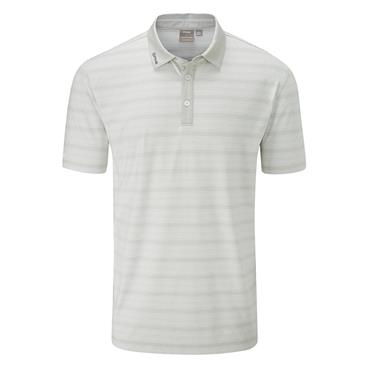 Ping Gents Eugene Polo Shirt Dark Mineral