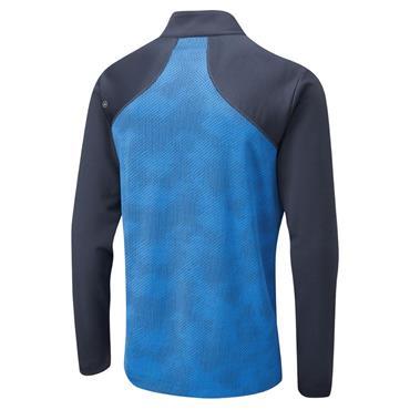 Ping Gents Vertical ½ Zip Top Snorkel Blue