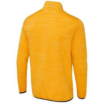 Ping Gents Edison ½ Zip Top Radiant Yellow
