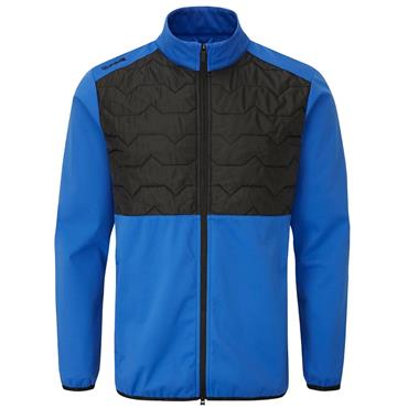 Ping Gents Norse S2 Zoned Jacket Delph Blue - Black