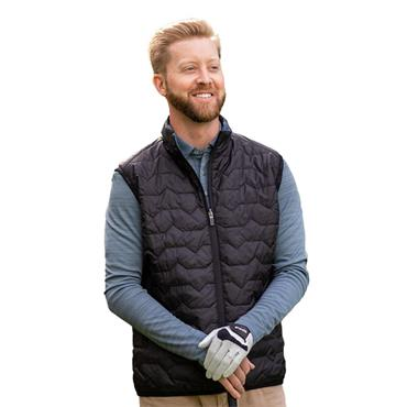 Ping Gents Norse S2 Vest Black - Greystone