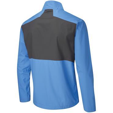Ping Gents Downton Waterproof Jacket Brilliant Blue - Asphalt